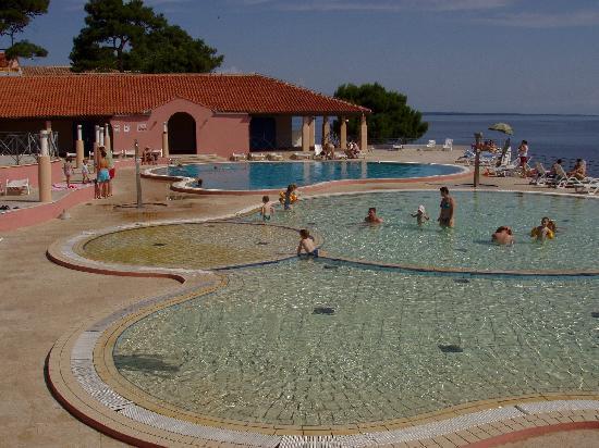 Piscina dellHotel Punta  Picture of Vitality Hotel Punta