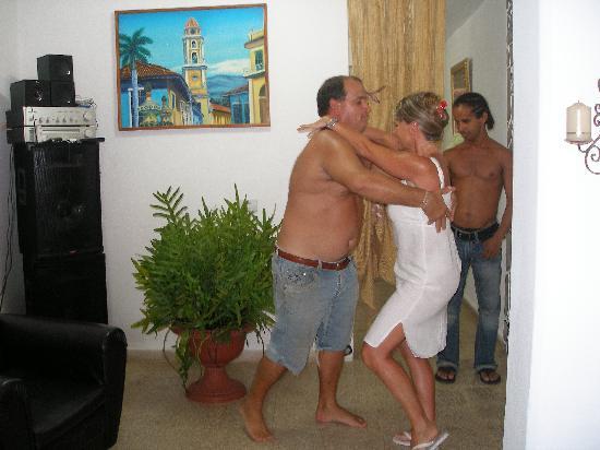 Hostal La Milagrosa mi familia cubana el mejor hostal de Cuba