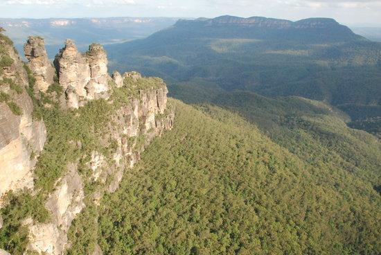 Blue Mountains tourism