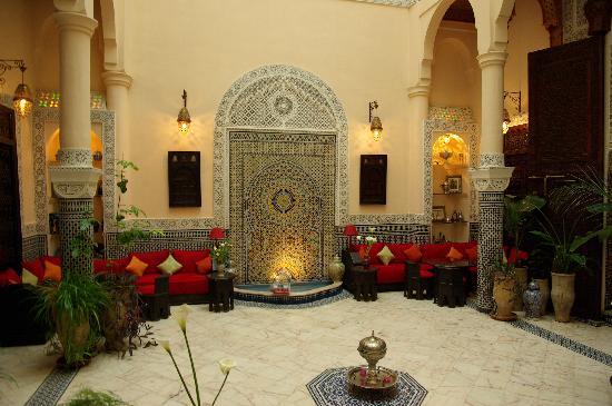 Riad Ibn Battouta Fez Maroc Picture Of Riad Ibn Battouta
