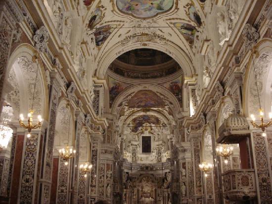 Chiesa del Ges  reliquia di San Francesco Saverio  Picture of Chiesa del Gesu Palermo