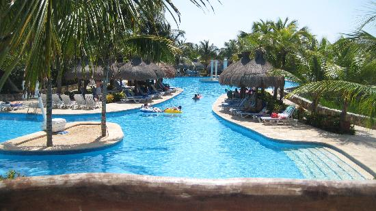 Pool Picture Of IBEROSTAR Paraiso Del Mar Playa Paraiso