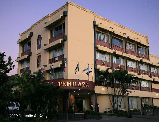 Reception  Picture of Best Western Plus Hotel Terraza