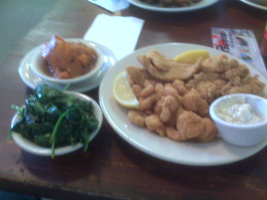 Deja Vu New Orleans Creole Soul Food  Vegetarian Restaurant Memphis  Menu Prices