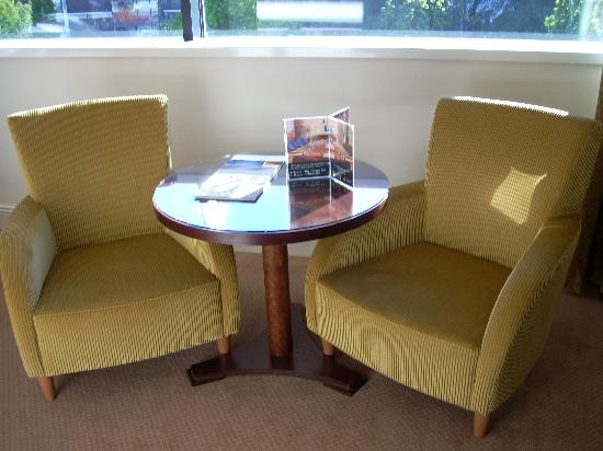 bedroom chair with table ikea high chairs in picture of macdonald manchester hotel spa