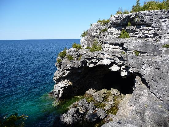 Bruce Peninsula - The Grotto