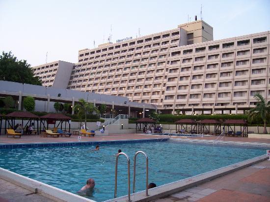 Poolside View Picture Of Sheraton Abuja Hotel Tripadvisor