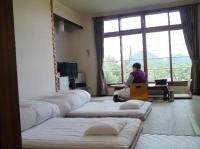 Japanese-style room - Picture of Hotel Kawanami, Sobetsu ...