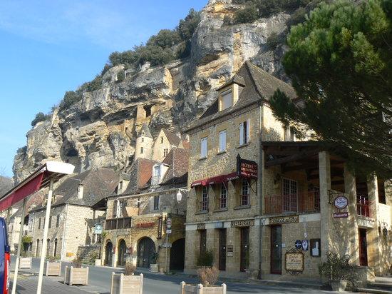 Hotel Lauberge Des Platanes La Roque Gageac Voir Les