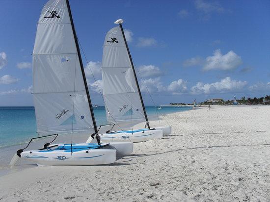 Providenciales: RWI beach