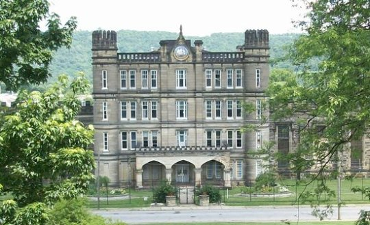 Photos of West Virginia Penitentiary, Moundsville