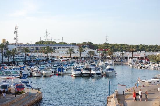 Marina Picture Of Calan Bosch Minorca TripAdvisor