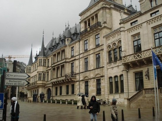 Palace of the Grand Dukes Palais GrandDucal Luxembourg