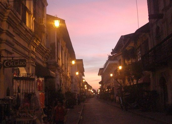 Photos of Historic Town of Vigan, Philippines
