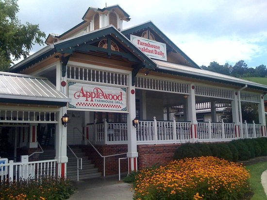 Applewood Farmhouse Grill Sevierville Menu Prices