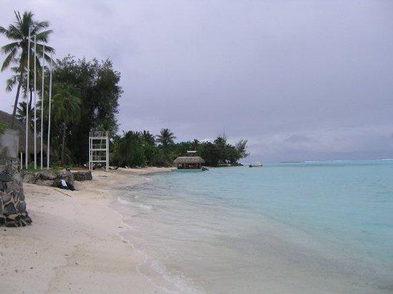 Matira Beach: Matira Point, Bora Bora