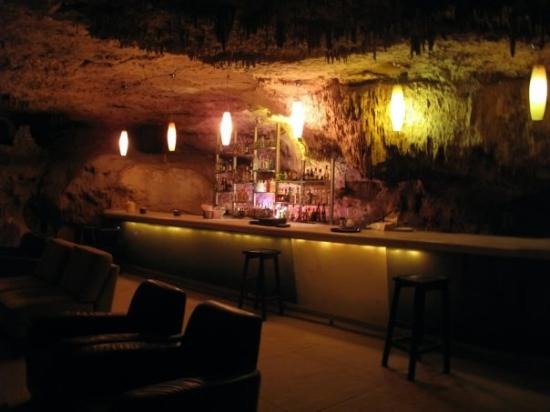 Alux Underground Restaurant And Bar Picture Of Playa