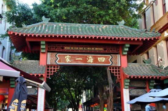 Photos of Chinatown, Sydney