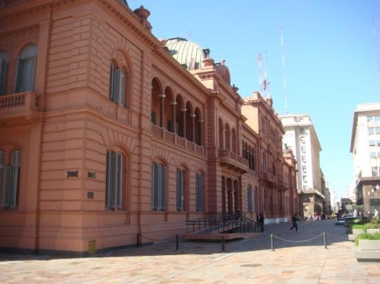 La Casa Rosada  Picture of Buenos Aires Capital Federal District  TripAdvisor