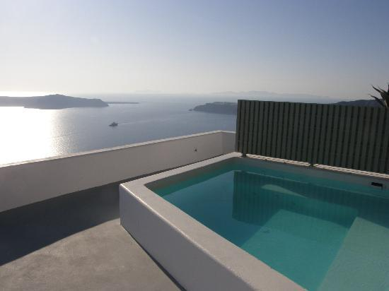 Vip Suite Room No 44 Plunge Pool Picture Of Grace Hotel Santorini Auberge Resorts Collection Imerovigli Tripadvisor