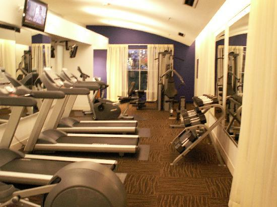 Fitness Center Picture Of Candlewood Suites Dfw South