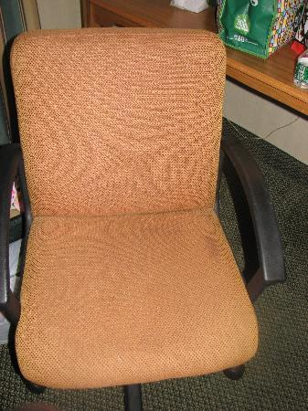 Nasty Office Chair Picture Of Holiday Inn Express