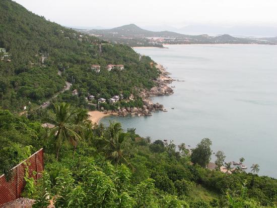 Aussicht Von Der Terrasse Photo De Sandalwood Luxury Villas