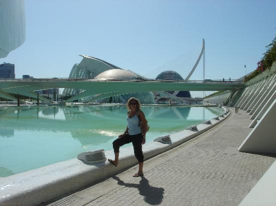 Citta Delle Arti Picture Of Nh Valencia Center Tripadvisor