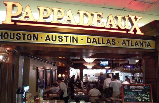 Pappadeaux Seafood Kitchen Houston  3950 S Terminal Rd