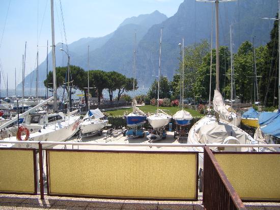 La terrazza  Bild von Residence Cristine Riva Del Garda  TripAdvisor