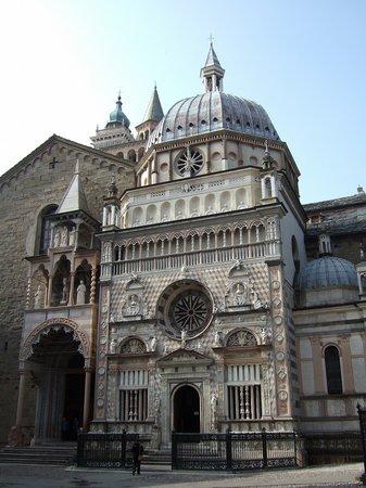 Colleoni Chapel Cappella Colleoni Bergamo Italy