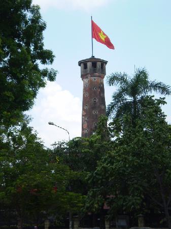 Images of Hanoi Flag Tower, Hanoi