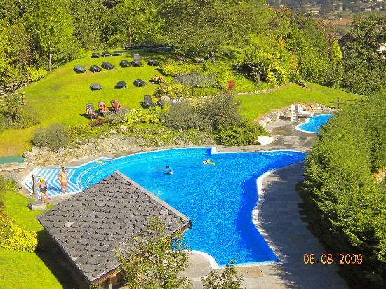 piscina adulti e bimbi  Foto di Hotel Milleluci Aosta  TripAdvisor