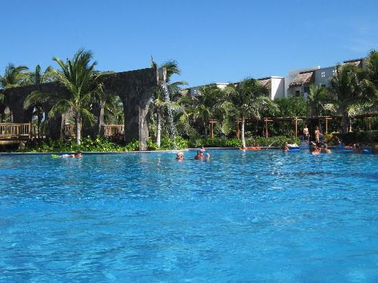 Another Pool View Picture Of Valentin Imperial Riviera