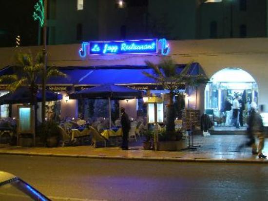 Restaurant Le Jazz, Bvd du 20 Aout, Agadir