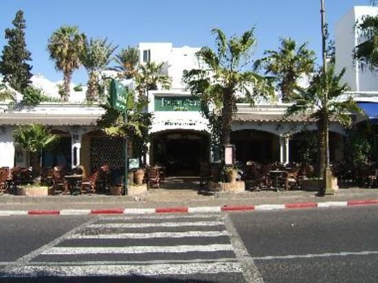 Restaurant Jardin D'Eau, Bvd du 20 Aout, Agadir
