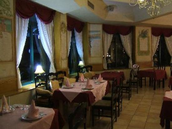 Restaurant El Paradiso, Hotel Argana, Agadir, on Ave Mohammed V