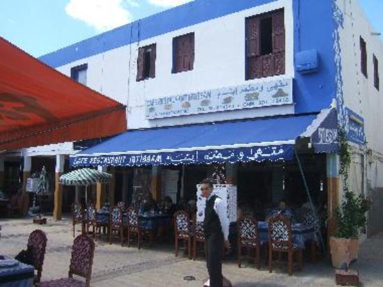 Restaurant Ibtissam, Talborjt, Agadir