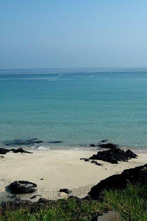 Beautiful Beach Review Of Hamdeok Beach Jeju South Korea