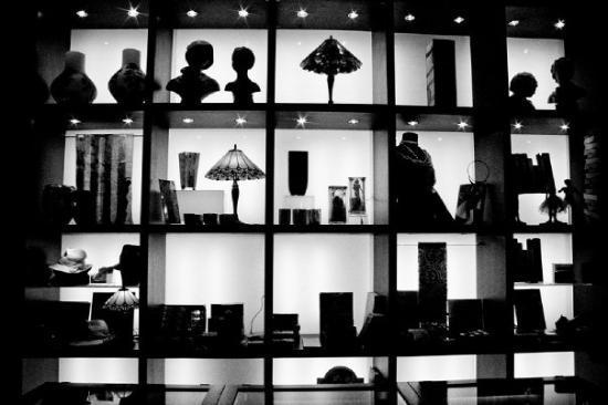 Gift shop of Antoni Gauds La Pedrera Casa Mil Barcelona Catalua  Alena Romanenko
