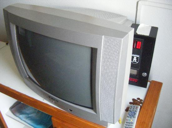 it seems coin operated tvs are still going