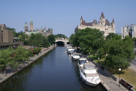 Tempat-tempat terkenal di Kanada – Canada