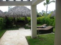 Private Garden - Jacuzzi is not in photo - Paradisus Palma ...