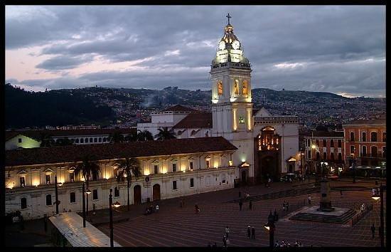 Quito, repleta de Igrejas - Avaliações de viajantes - Santo Domingo Church ( Iglesia de Santo Domingo) - Tripadvisor