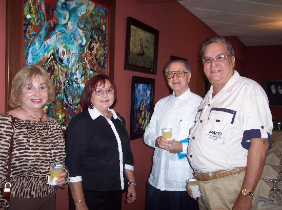 Foto de La Casa Del Chef Ponce class reunion from