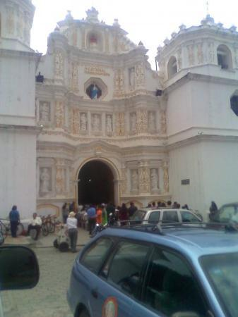 Iglesia de Ciudad Vieja Antigua Guatemala  Picture of Antigua Sacatepequez Department