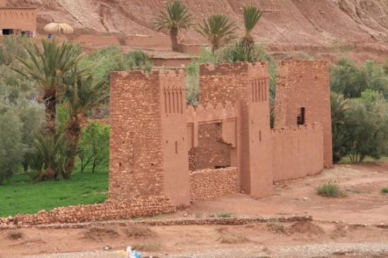 The Mummy Studio Picture Of Ait Ben Haddou Souss
