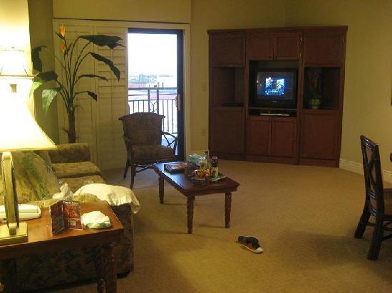 Bora Bora Room Living Room To Balcony  Picture of Tahiti