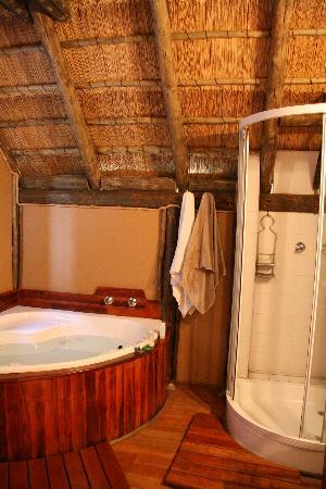 Chalet Bathroom Picture Of Amadwala Lodge Roodepoort