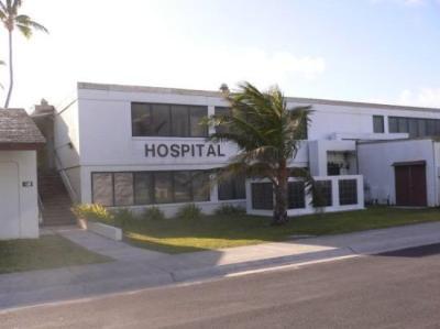 Kwaj hospital/medical center - Picture of Kwajalein Island ...